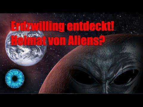 Erdzwilling entdeckt! Heimat von Aliens? - Clixoom Science & Fiction