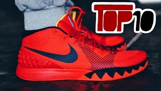 Top 10 Lightest Nike Basketball Shoes Of 2015