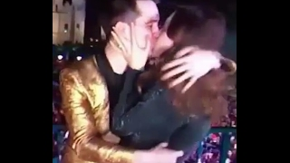 15 minutes of Brendon & Sarah Urie being awesome