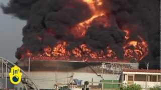 Amuay Oil Refinery Explosion Kills 39 in Venezuela: Worst Oil Accident in OPEC Country