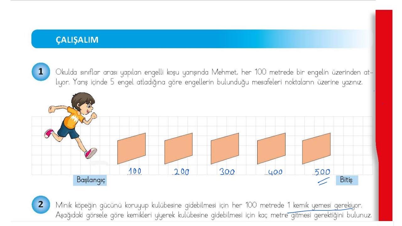 4  Sınıf Matematik Ders Kitabı Sayfa 29 30 cevapları       Yüzer Biner Ritmik Sayma