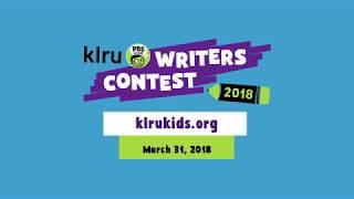 KLRU PBS Kids Writers Contest 2018 (Spanish)