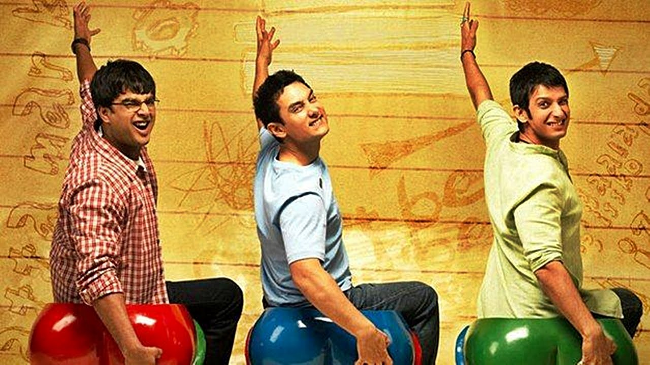 Download Comedy Movie With English Subtiles - Three Idiots - Korean Comedy Movie High Quality