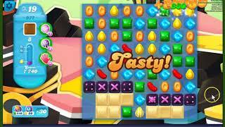 Candy Crush Soda Saga Level 976 and Candy Crush Soda Saga Level 977