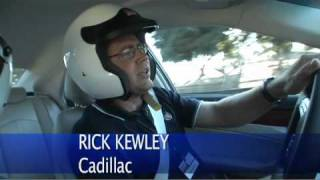 2008 Cadillac CTS test drive and review