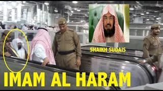 SHAIKH SUDAIS AFTER TARAVIH MAKKAH   RAAMZAN UMRAH-7-6-2016