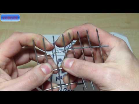 Клетка для птиц своими руками. Как сделать самому.