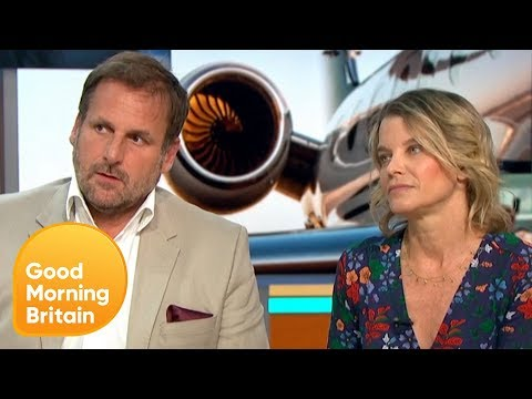 Is Prince Harry a Hypocrite? | Good Morning Britain