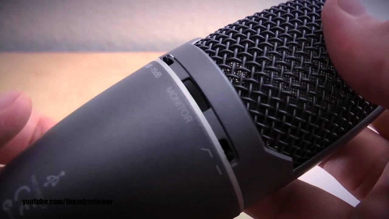 Usb Condenser Microphone Reviews : review shure pg42 usb condenser microphone hd youtube ~ Hamham.info Haus und Dekorationen
