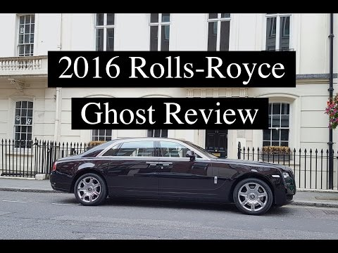 2016 Rolls-Royce Ghost EWB Series II Review