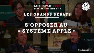 """S'opposer au """"système Apple"""""""