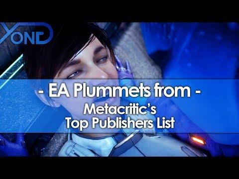 EA Plummets from Metacritic