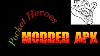 Pocket Heroes V1.0.9 Modded Apk