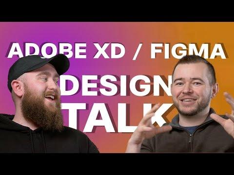 אדובי אקס די מול פיגמה Adobe XD vs Figma 2019