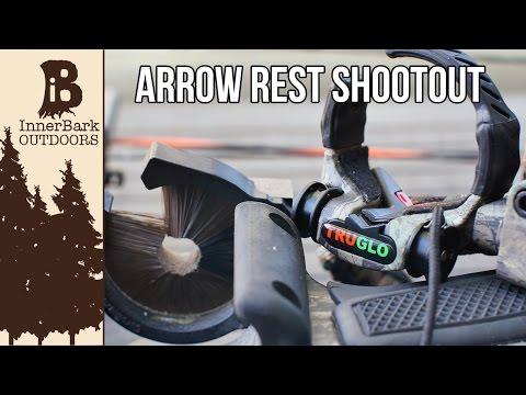 Drop Down VS Whisker Biscuit Arrow Rest - YouTube