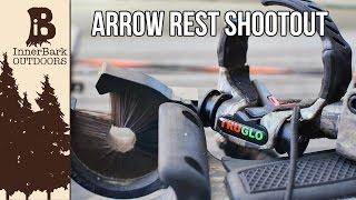 Drop Down VS Whisker Biscuit Arrow Rest