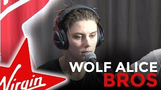 Wolf Alice - Bros (Live in the Red Room)