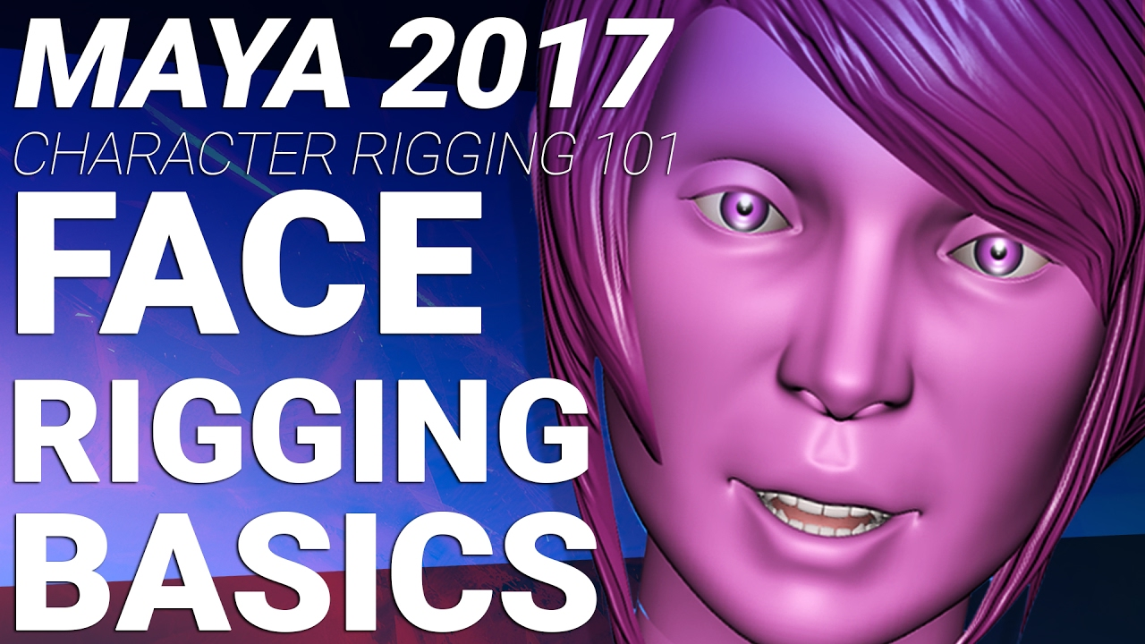 rigging tutorial Facial