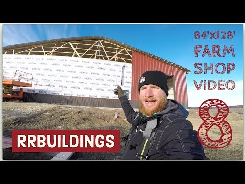 Farm Shop Build Series 8