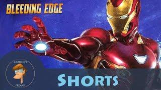 Iron Man's Bleeding Edge ARMOR in HINDI / New Armor in INFINITY WAR
