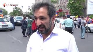 Սերժ Սարգսյանը չկա, բայց դատավորներն ու դատարաններն զգում են նրա ուրվականը. Հարություն Բաղդասարյան