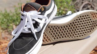 72523924437ba3 Product Video Vans Kyle Walker Pro Shoes Black White