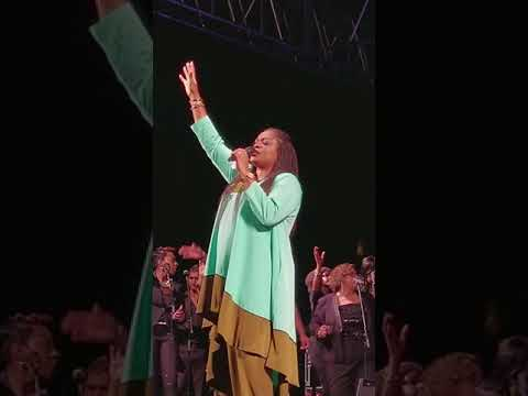 Great are you Lord - Sinach Live