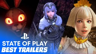 Best PlayStation State of Play 2021 Trailers