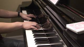 Michael Buble: All I want for Christmas Is You Piano [HD]