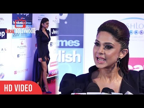 Jennifer Winget at HT Most Stylish Awards