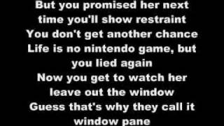 Love The Way You Lie-By Eminem ft. Rihanna | Lyric Video