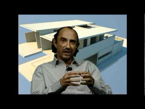 Arquitecto lvaro morales explica el concepto de for El concepto de arquitectura