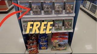Insane Target Video Game Sale