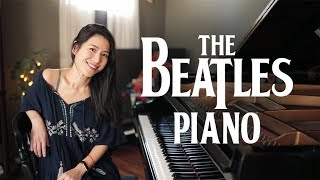 Help (The Beatles) Piano Cover by Sangah Noona