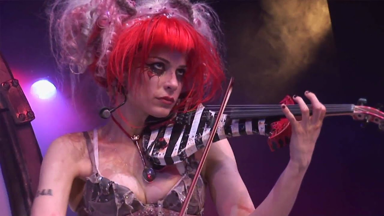 With you Emilie autumn live opinion you