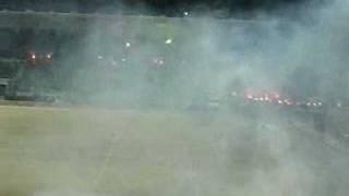 Adana 5 Ocak Stadı Yanıyor A.DemirSpor- trabzon