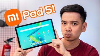 Rp5 JUTA RASA 10 JUTAAN ! Unboxing Xiaomi Pad 5 Indonesia!