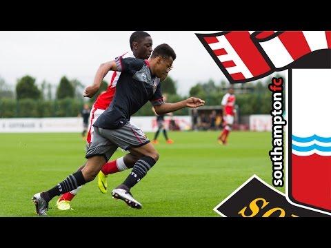U18 HIGHLIGHTS: Arsenal 3-0 Southampton