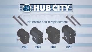 Hub City HERA® Gear Drive