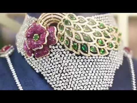 Highlights of Day 2 at 44th MidEast Watch & Jewellery Show