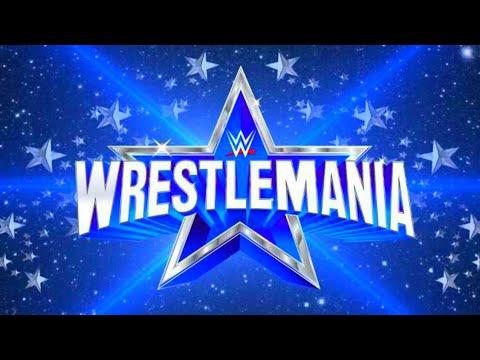 Download WWE WrestleMania 38 Custom Opening Intro