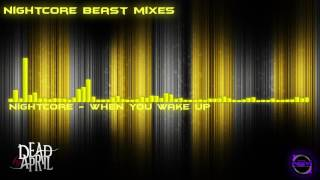 Скачать Dead By April When You Wake Up Nightcore