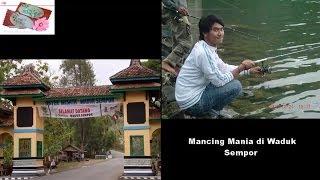 Mancing Mania di Waduk Sempor Gombong (Reservoir)