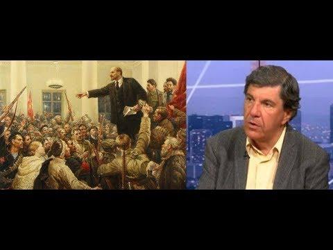 """#10 - Jacques SAPIR sur le thème """"Russie – La Révolution d'octobre"""""""