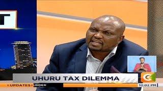 Kenyan's wait on Uhuru over fuel prices   Uhuru tax dilemma   Interview #NewsNight