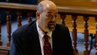 Judge erupts at Holzman defense attorney