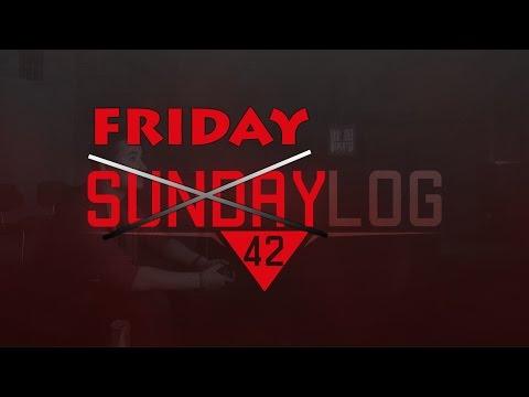 Sund...hum... FridayLog #42 | Qué pasa ?