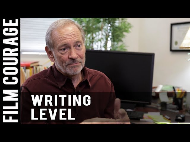 How Does A Writer Know Their Writing Level? by Eric Edson