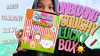 Lucky Box Squishiest?! From Ksi | Jasmine Zafirah