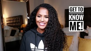 Get to Know Me!   MakeupShayla